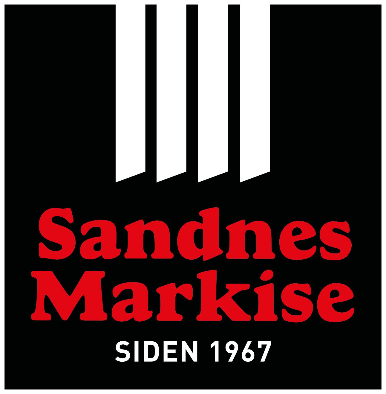 SandnesMarkise FirkantLogo
